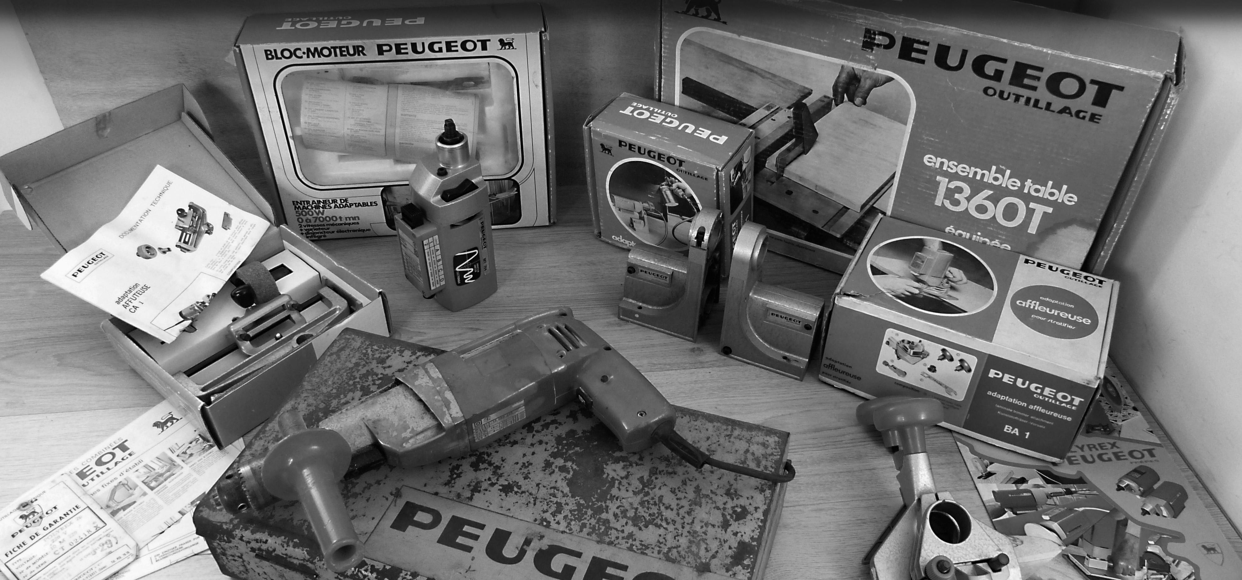 L'énergie créative - PeugeotOutillage